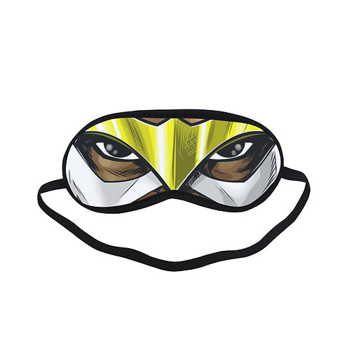 SPM213 Falcon marvel Eye Printed Sleeping Mask