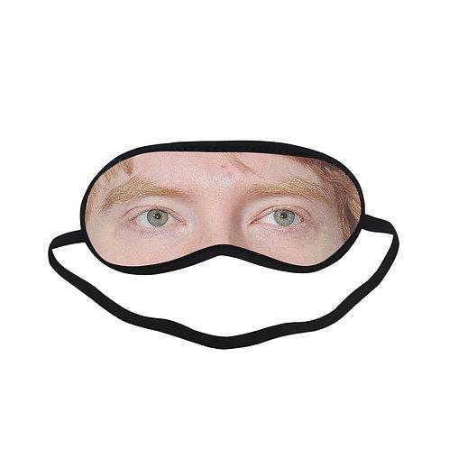 EOL096 Domhnall Gleeson Eye Printed Sleeping Mask