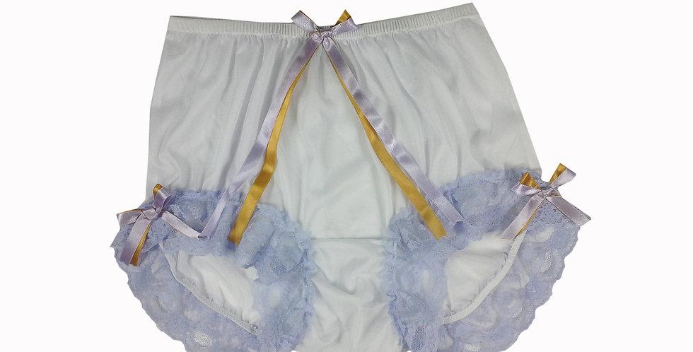 NNH11D118 Handmade Panties Lace Women Men Briefs Nylon Knickers