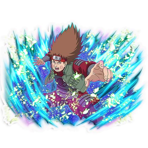 NRT21 Choji Akimichi Konohagakure Naruto anime stick