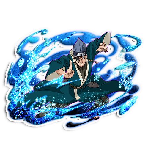 NRT05 Ao Anbu of Kirigakure Naruto anime stick
