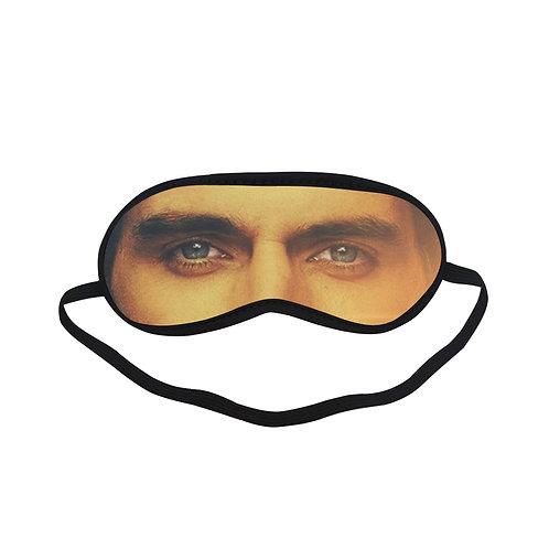 JTEM133 Death of Superman Eye Printed Sleeping Mask