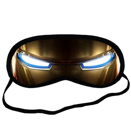 EYM340 Iron Man Eye Printed Sleeping Mask