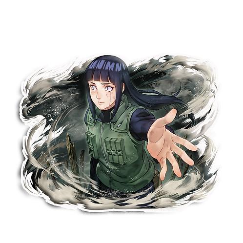 NRT132 Hinata Hyuga Konohagakure Naruto anime sti