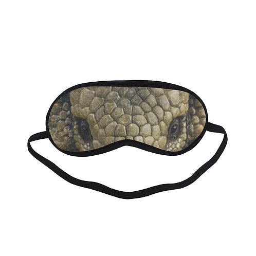 BTEM155 armadillo Eye Printed Sleeping Mask
