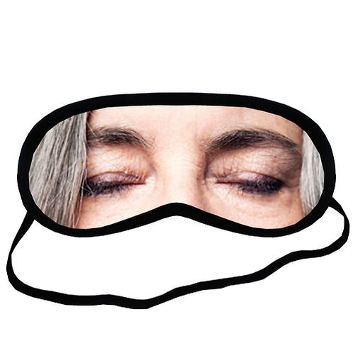 EYM679 Patti Smith Eye Printed Sleeping Mask