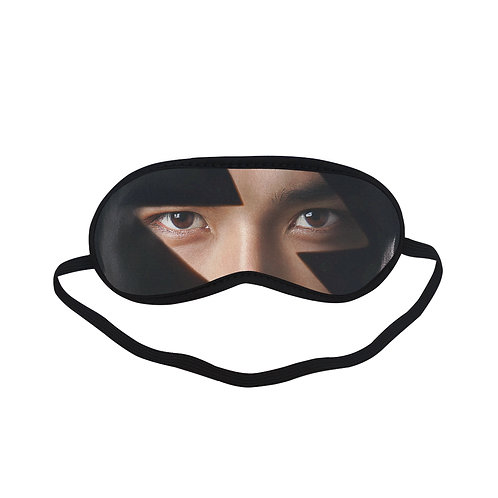 JTEM399 POWER RANGERS Eye Printed Sleeping Mask