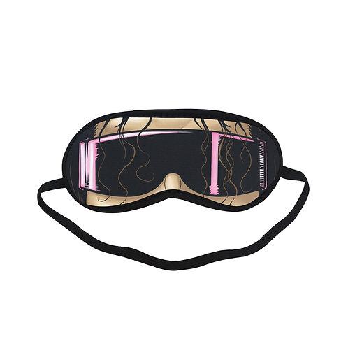 SPM140 Dance Hero Eye Printed Sleeping Mask