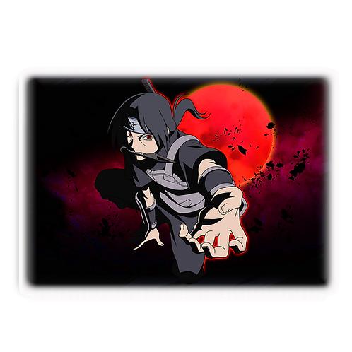 NRT428 Uchiha Itachi Akatsuki Sharingan Naruto anime s