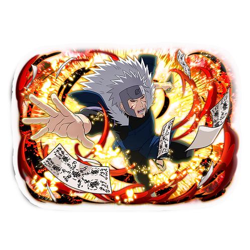NRT399 Tobirama Senju Second Hokage Naruto anime s