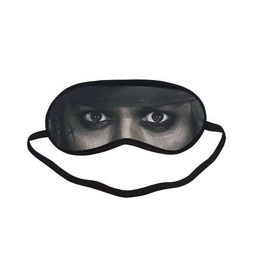 JTEM393 Pirates Of The Caribbean Eye Printed Sleeping Mask