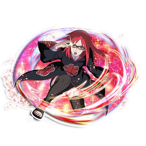 NRT208 Karin Uzumaki  Akatsuki Shigeri Naruto anime s
