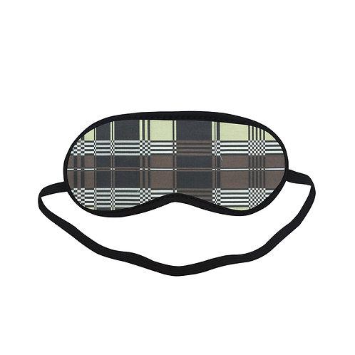 PTEM551 loincloth Tartan Eye Printed Sleeping Mas
