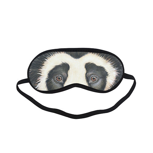 SPM112 Bear Animal Eye Printed Sleeping Mask