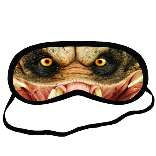 EYM470 PREDATOR Eye Printed Sleeping Mask