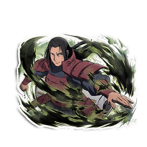 NRT92 Hashirama Senju God of Shinobi Naruto anime sti