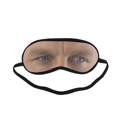 ITEM254 DANIEL CRAIG Eye Printed Sleeping Mask