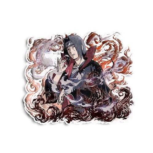 NRT421 Uchiha Itachi Akatsuki Sharingan Naruto anime s