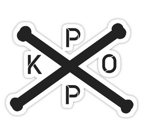 k-pop SSTK007 K-Pop Music Brand Car Window Decal Sticker