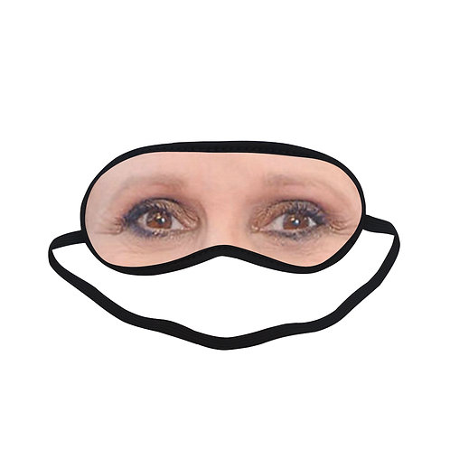 ITEM200 CARRIE FISHER Eye Printed Sleeping Mask