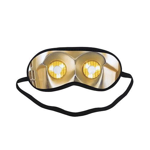 BTEM173 C3-PO Eye Printed Sleeping Mask