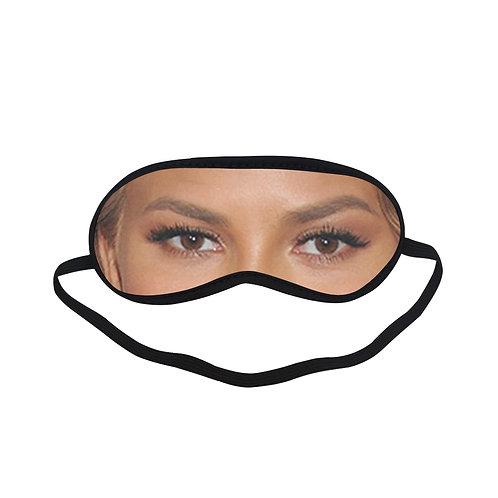 EOL069 Chrissy Teigen Eye Printed Sleeping Mask