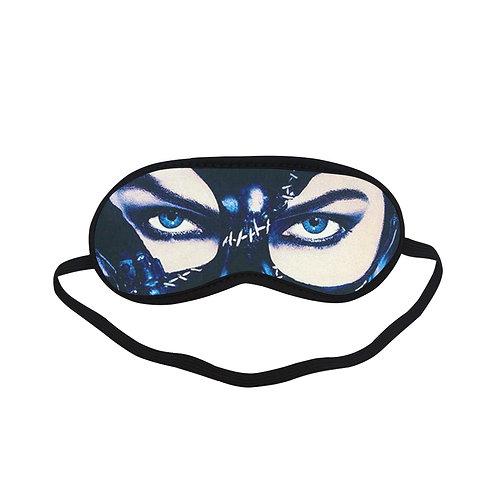 SPM372 catwoman Eye Printed Sleeping Mask