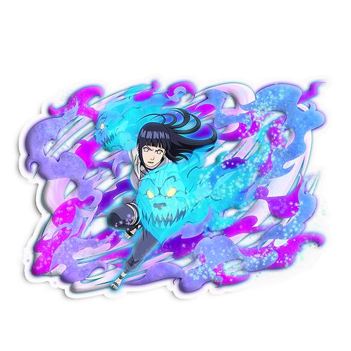 NRT137 Hinata Hyuga Konohagakure Naruto anime sti