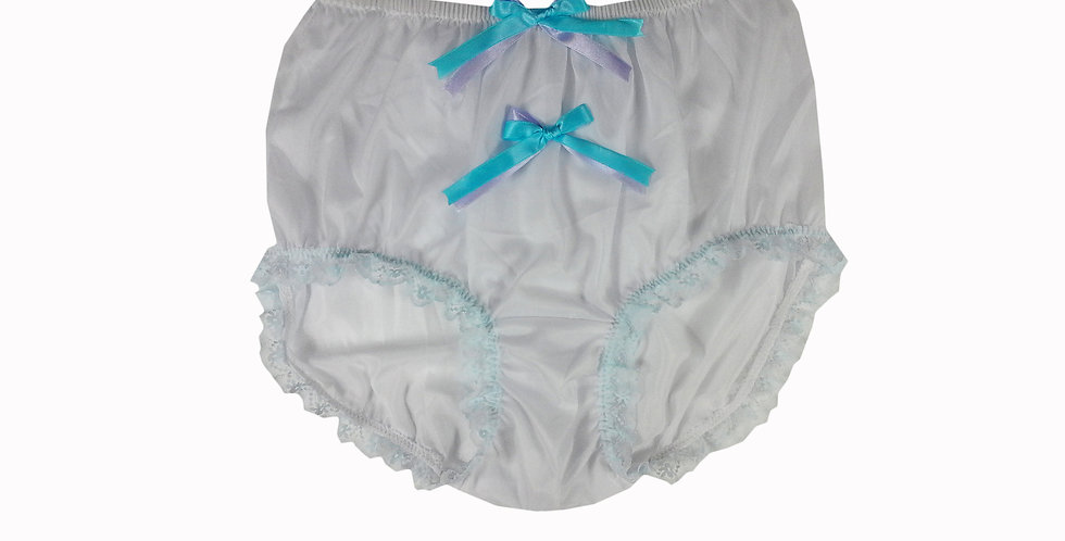 NNH10D70 Handmade Panties Lace Women Men Briefs Nylon Knickers