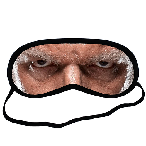 EYM1888 Triple H Eye Printed Sleeping Mask