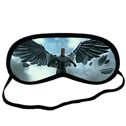 EYM1969 X Men Apocalypse Ben Hardy Archangel Eye Printed Sleeping Mask