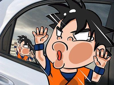 Anime Sticker for Car Windows