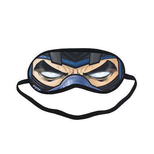 JTEM470 Sub-Zero Eye Printed Sleeping Mask