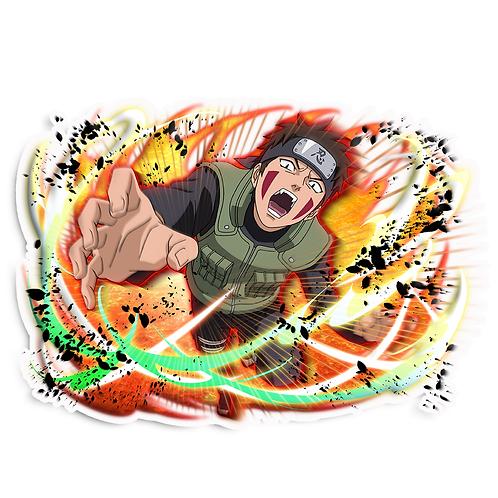 NRT212 Kiba Inuzuka Konohagakure Naruto anime s