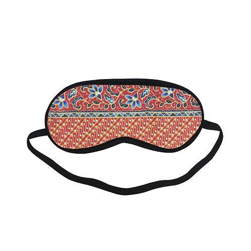 PTEM510B Chiness pattern Eye Printed Sleeping Mas