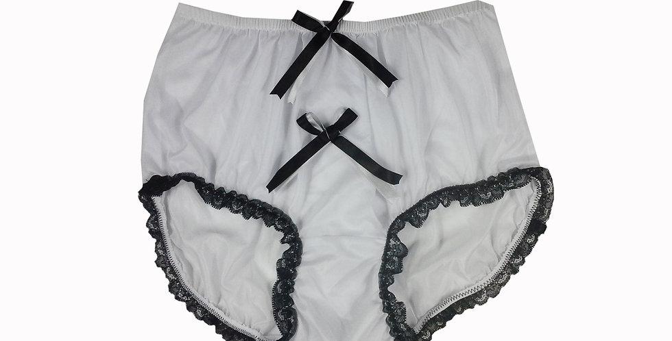 NNH10D126 Handmade Panties Lace Women Men Briefs Nylon Knickers