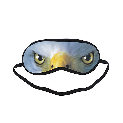 ATEM193 eagle Eye Printed Sleeping Mask