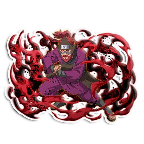 NRT327 Roshi Jinchuriki of the Four Tailed Son Goku  Naruto anime s