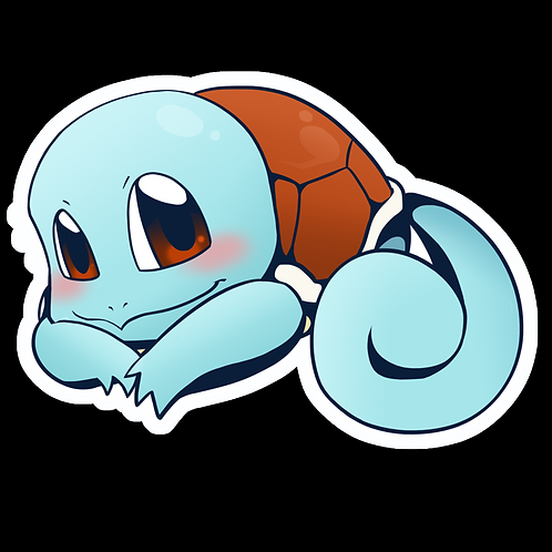 Anime Sticker Laptop Helmet Car Truck Motorcycle Bumper Wall NS11 Ninja Squirtle