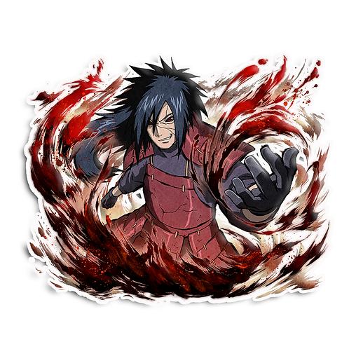 NRT440 Uchiha Madara Rinnegan Akatsuki Naruto anime s