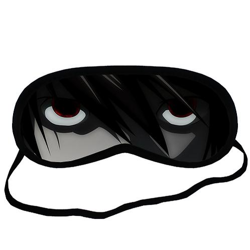 EYM253 Death Note Eye Printed Sleeping Mask