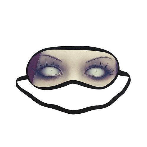 SPM157 Zombie Dead Eye Printed Sleeping Mask