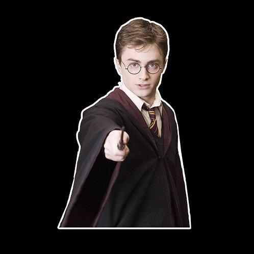 HP40 Harry Potter Hogwarts Stickers Decal Vinyl Car Bumper Window Sticker Laptop