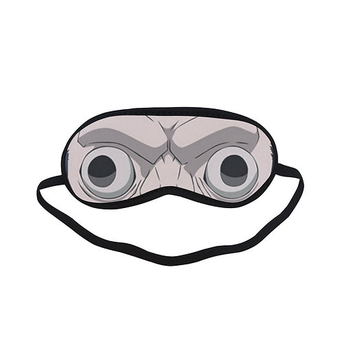 BTEM213 Fate Zero Eye Printed Sleeping Mask