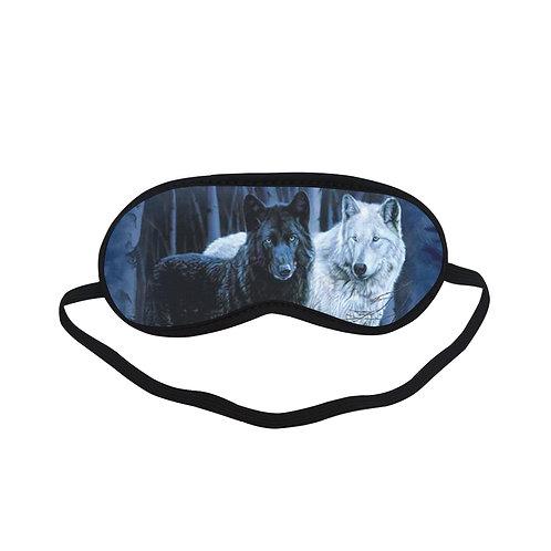 ATEM112 wolves Animal Eye Printed Sleeping Mask