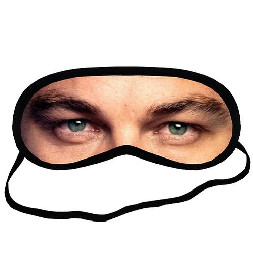 EYM404 Leonardo DiCaprio Eye Printed Sleeping Mask