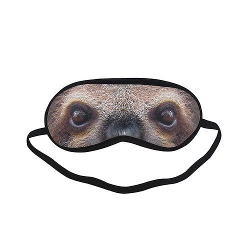 BTEM405 Sloth Face Eye Printed Sleeping Mask