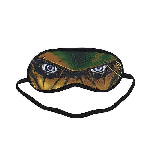 JTEM436 Scarecrow Eye Printed Sleeping Mask
