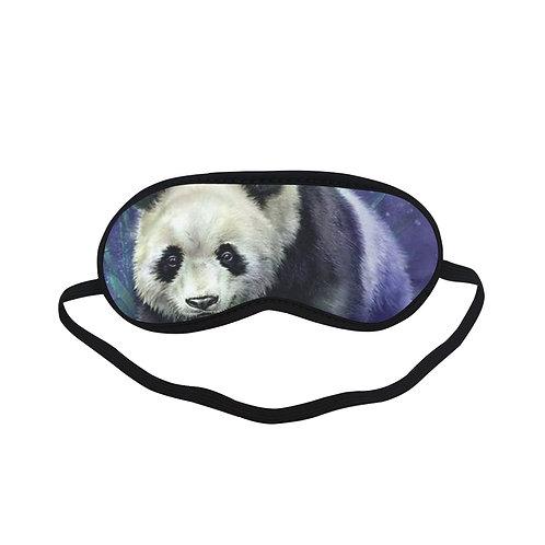 ATEM335 panda collage Eye Printed Sleeping Mask