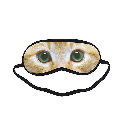 ATEM142 cats animal Eye Printed Sleeping Mask